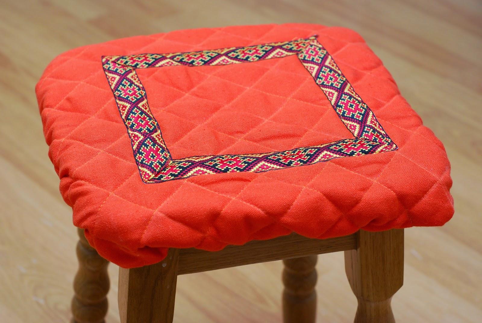слоистой картинка подушка для стула своими руками если делать куколку