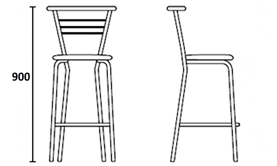 Барный стул для кухни необходимый элемент мебели для стоек