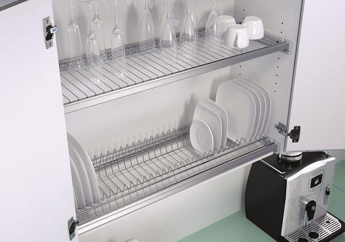 Выбираем из разнообразия сушилок для посуды