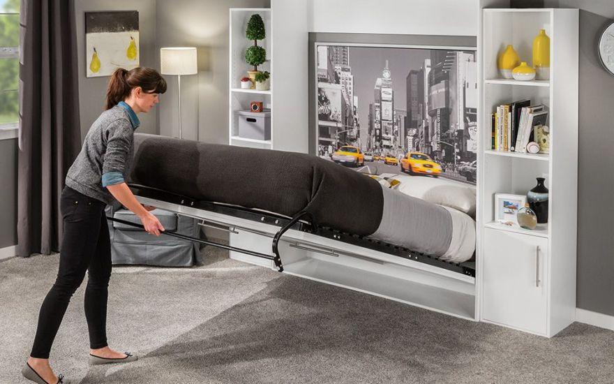 Где купить мебель-трансформер для создания стильного интерьера