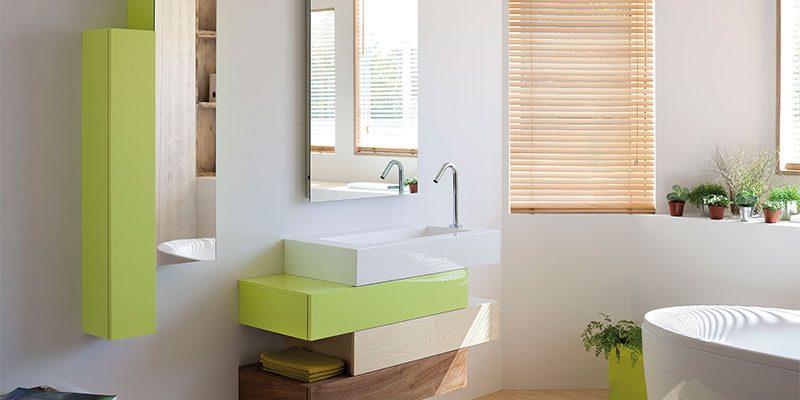 Где купить стильную мебель для ванной комнаты