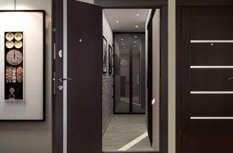 Советы по выбору металлических дверей для квартиры