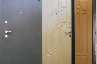 Бронированные двери – ваша безупречная защита