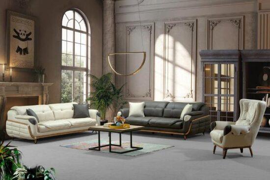 Где купить стильную мягкую мебель в гостиную
