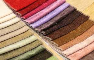 Виды обивочных тканей для мебели, обзор вариантов