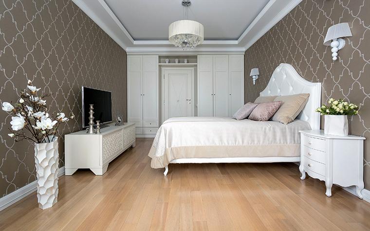 Спальни с белой мебелью дизайн
