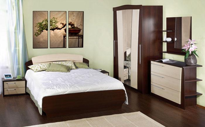 Фото модной мебели в спальню