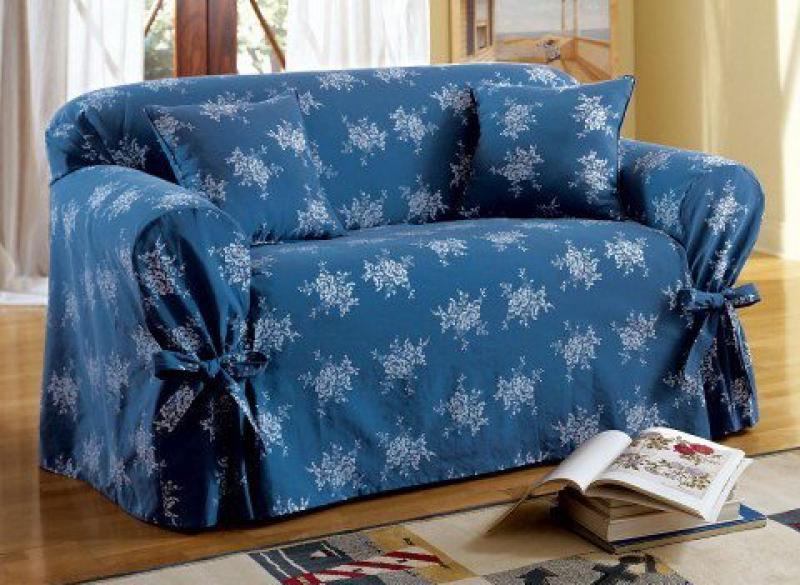 Чехол для старого дивана своими руками