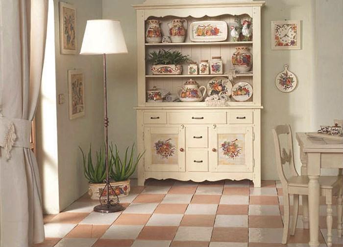 Все для декупажа мебели в стиле прованс