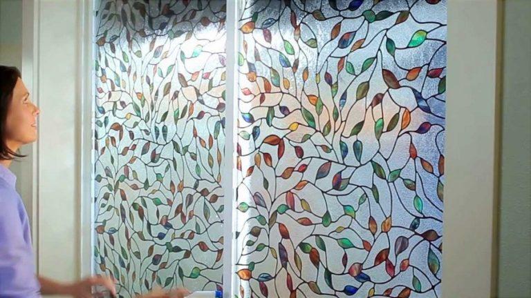 Пленки с рисунками для стекла воронеж