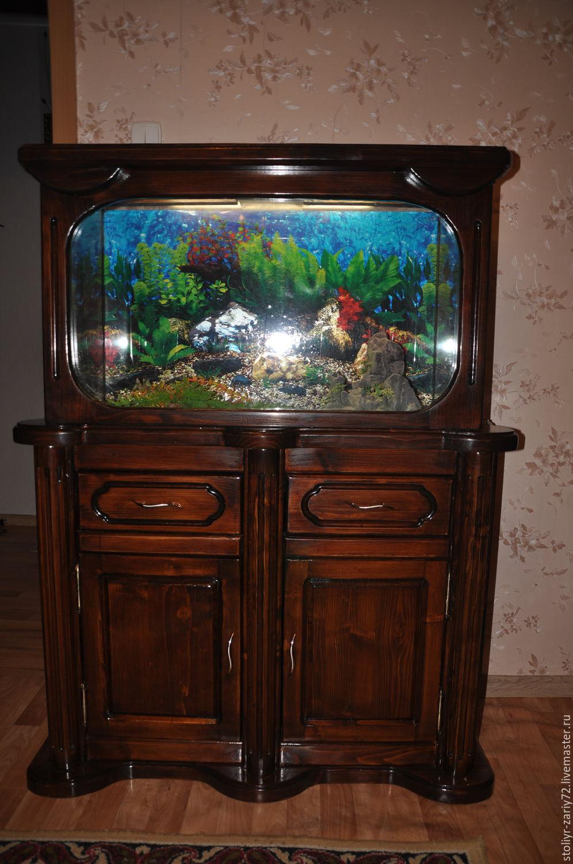 Тумба под аквариум 30 литров