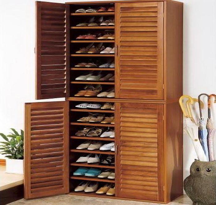 Шкафы для обуви своими руками фото 887