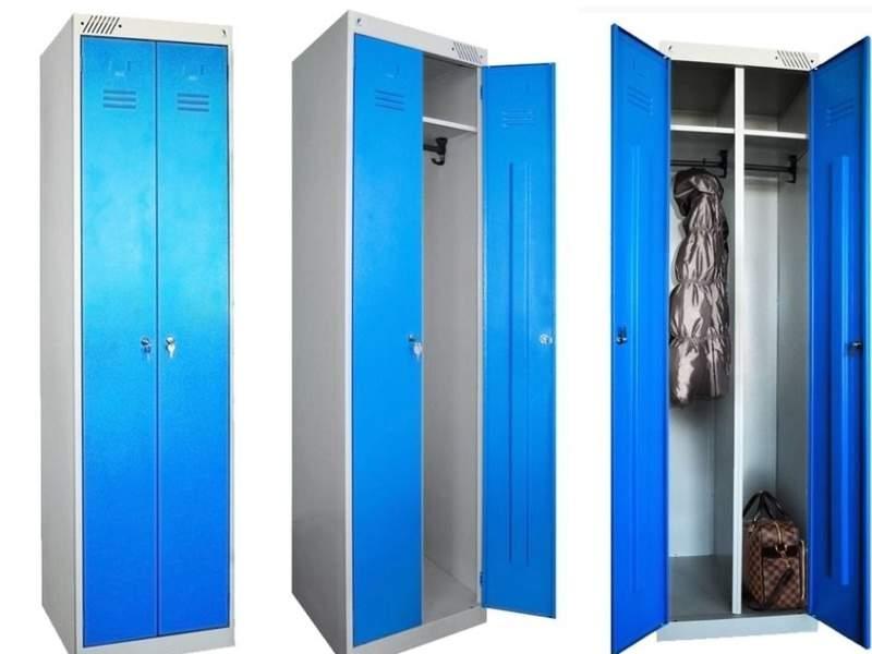 Шкафы для одежды рабочего