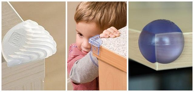 Защита от острых углов мебели своими руками 62