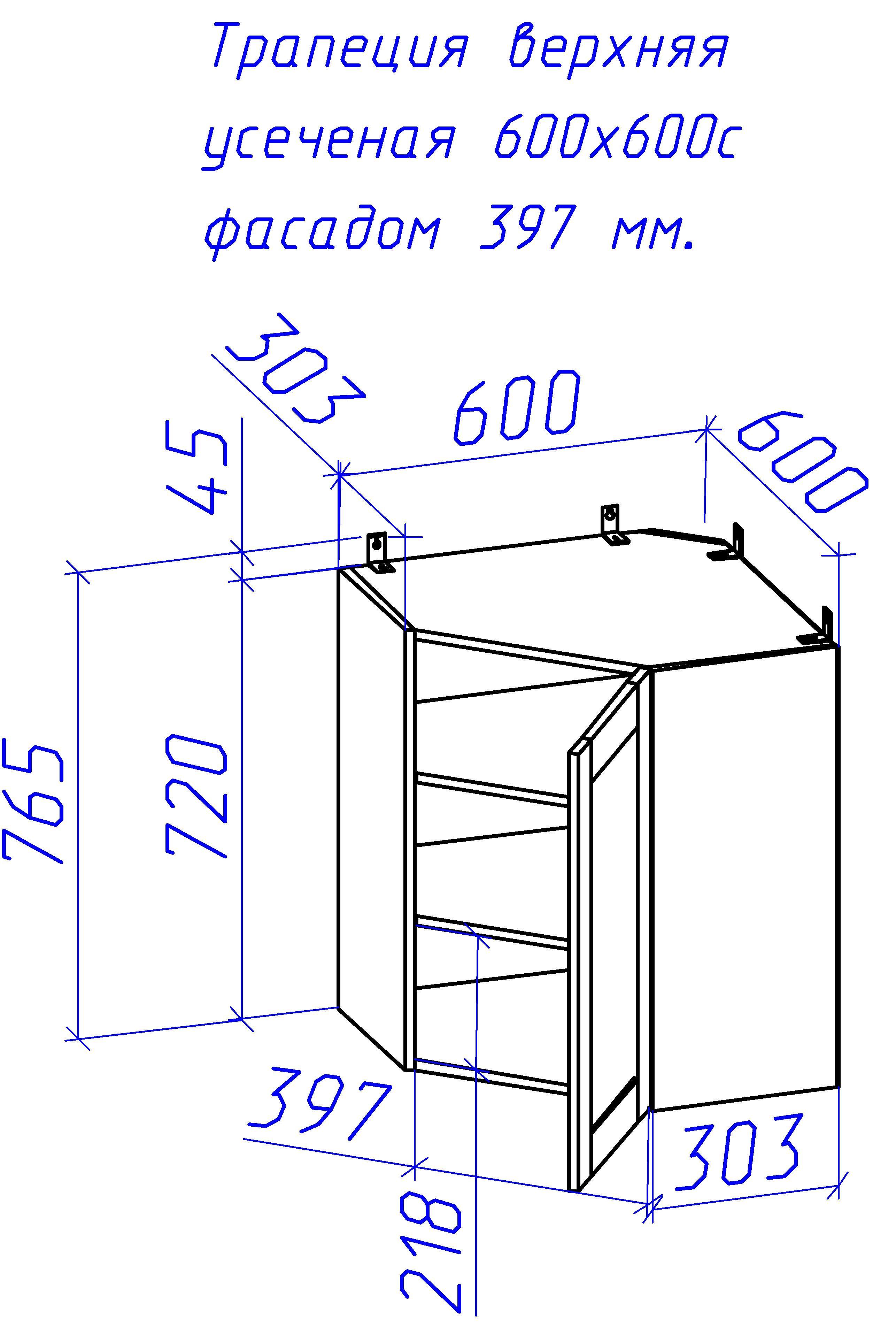 Шкафы для кухни своими руками чертежи