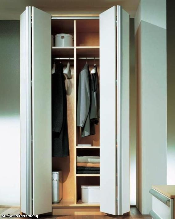 Шкаф своими руками с дверью гармошка
