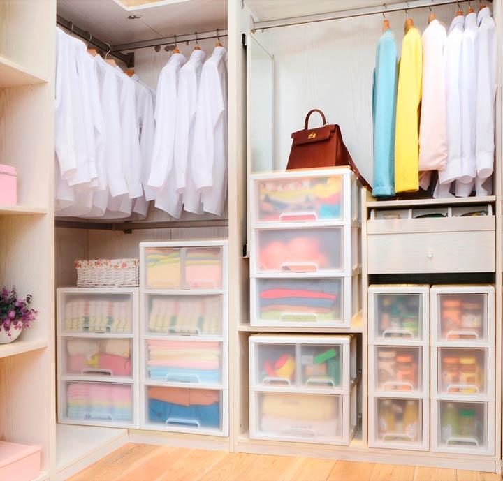 Как сделать шкаф для вещей своими руками 54
