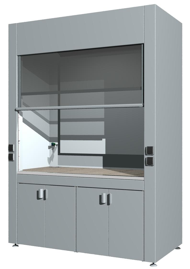 Вытяжной шкаф лабораторный фото
