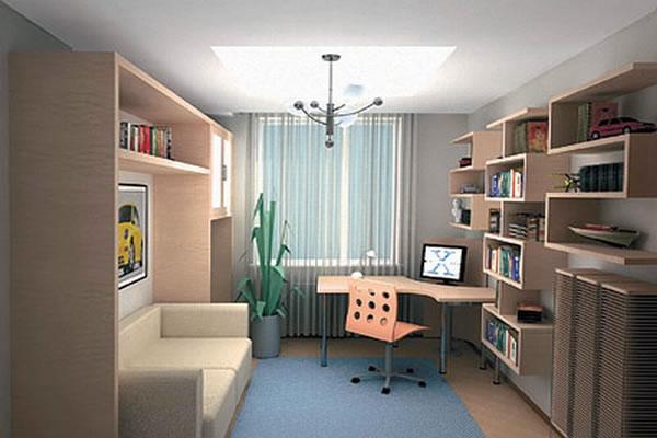 Дизайн комната для школьника девочки