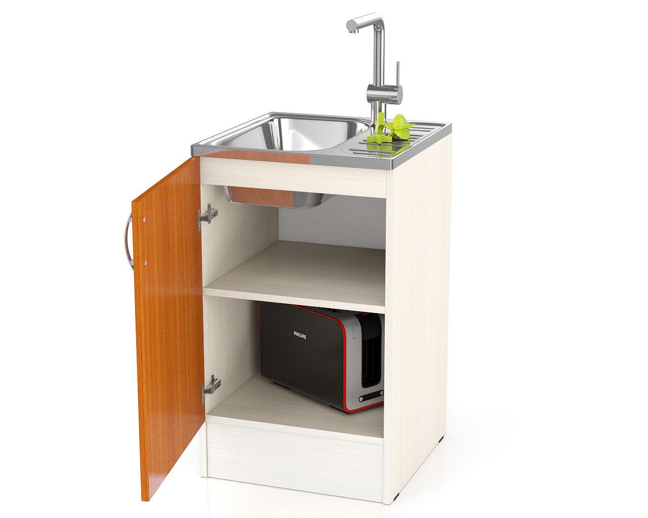 Шкаф для кухни под мойку 24
