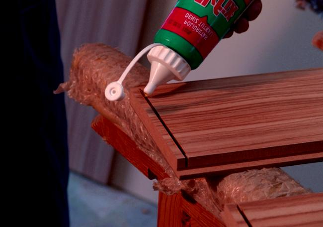 Клей столярный для дерева своими руками 10