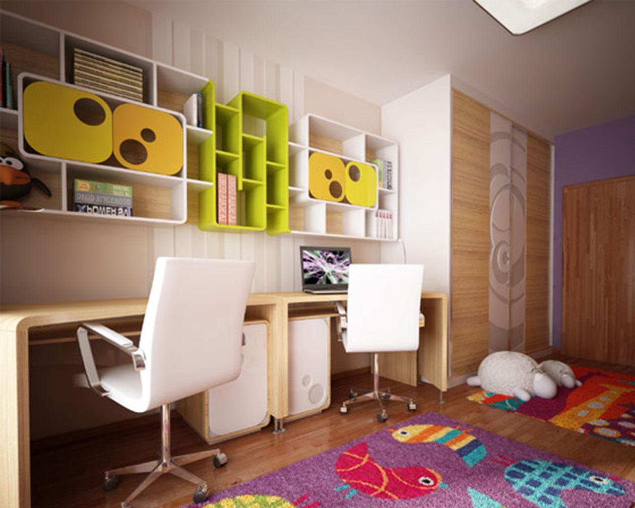 Интерьер детей дизайн