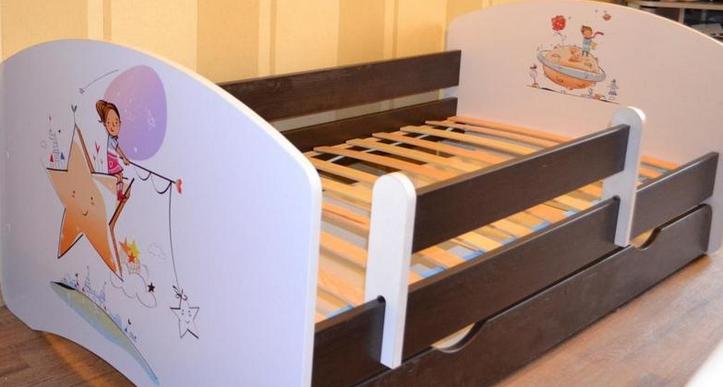 Кроватка для ребенка от 2 лет своими руками 36